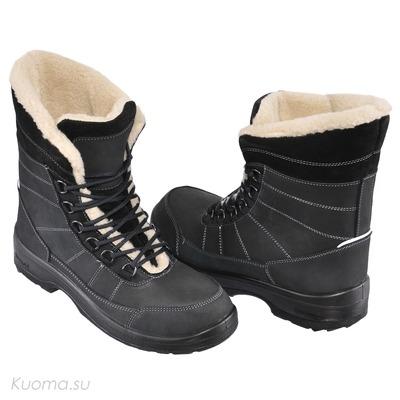Зимние ботинки Alaska, цвет Black