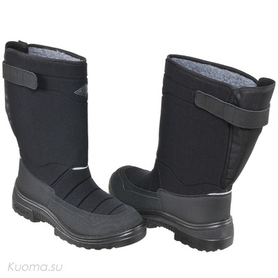 Зимние сапоги Universal TT, цвет Black
