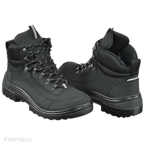 Зимние ботинки Walker Pro High Teddy, цвет Black