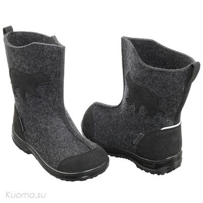 Зимние сапоги Otso, цвет Black