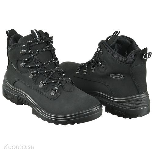 Зимние ботинки Patriot, цвет Musta