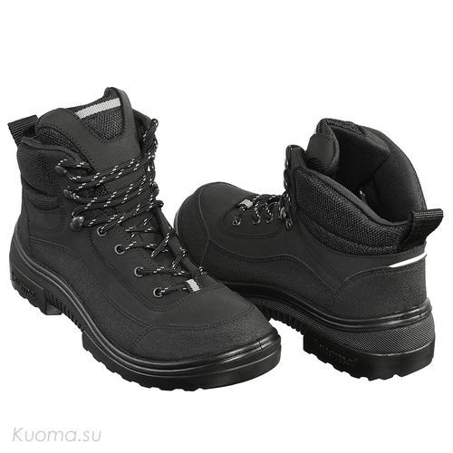 Зимние ботинки Walker Pro High Husky, цвет Black