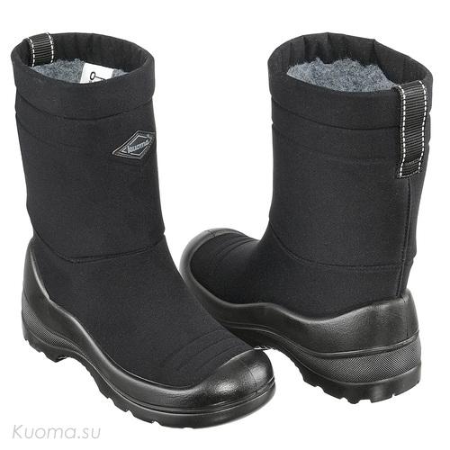 Зимние сапоги Lumi (Snow), цвет Black