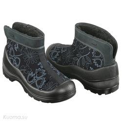 Зимние полусапоги Kauno
