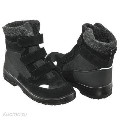 Зимние ботинки Tarra Tuisku, цвет Black