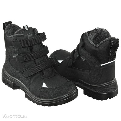 Зимние ботинки Tirol, цвет Black