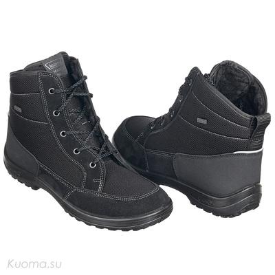 Зимние ботинки Trekking Light, цвет Black
