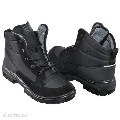 Зимние ботинки Trekking V, цвет Musta